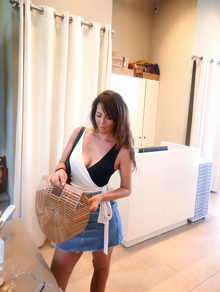 Shopping in Palmarina